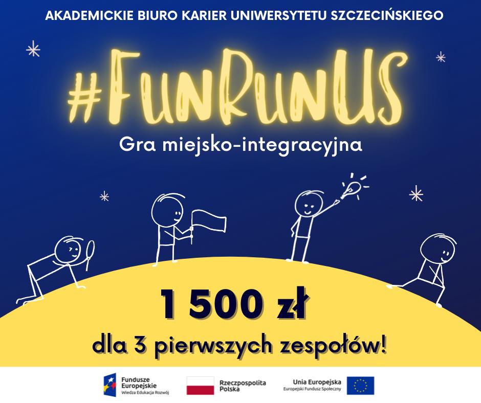 Gra miejsko-integracyjna #FunRunUS