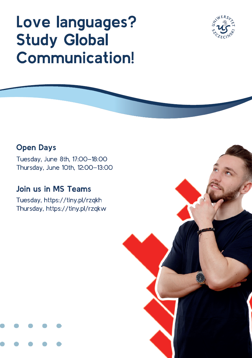 Dni otwarte na Wydziale Humanistycznym – Global Communication