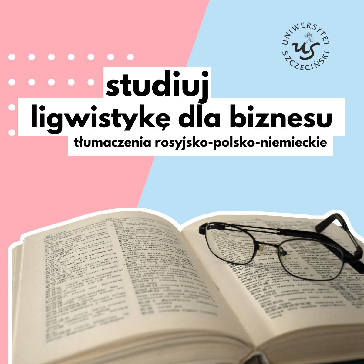 Lingwistyka dla biznesu – prezentacja kierunku