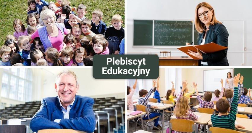 Wielki plebiscyt edukacyjny – nasi nauczyciele wśród nominowanych